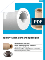 igus Stock Bars and speedigus