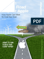 Apple Clean Energy Road Map - Greenpeace