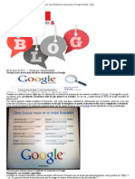 Técnicas para hacer más efectivas tus búsquedas en Google Hostalia – Blog