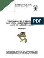 Manual Epidemiologico