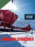 Granitni stražarji večnega ledu
