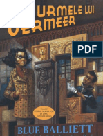 BALLIET, Blue - Pe Urmele Lui Vermeer