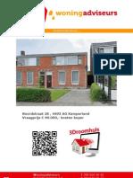 Brochure Noordstraat 28 te Kamperland