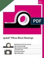 Igubal Pillow block bearing