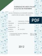 01. AISLAMIENTO Y PURIFICACIÓN