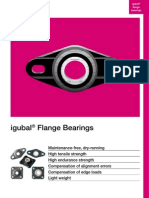 Igubal pillow block bearings