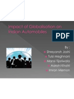 Revised Globalisation