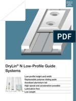 drylin N Low-Profile Guide