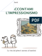 Promo Raccontami l'Impressionismo