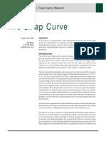 [Lehman Brothers, Zhou] the Swap Curve