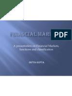 Financial Markets1