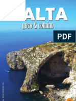 Malta Brochure in Czech