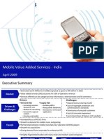 Market Research India - Mobile Value Added Services Market in India 2009