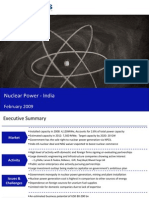 Market Research India - Nuclear Power Market in India 2009