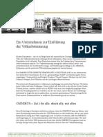 Unternehmensbeschreibung (8 Seiter) 2012