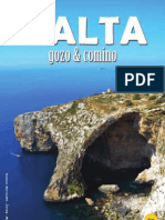 Malta Brochure in Finnish