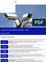 Market Research India - Security and Surveillance Market in India 2009