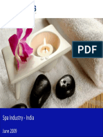 Market Research India - Spa Industry Market in India 2009