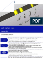 Market Research India - VoIP Market in India 2009