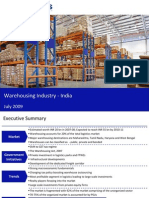 Market Research India - Warehousing Industry in India 2009