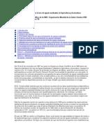 Directrices Sanitarias Sobre El Uso de Aguas Residuales en Agricultura y Acuicultura