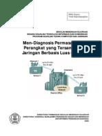 Mendiagnosis Permasalahan Perangkat Yang Tersambung Jaringan Berbasis Luas (Wan)