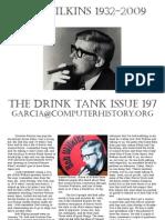 Drink Tank 197