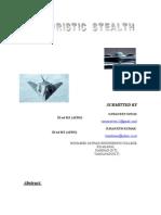 Futuristic Stealth 03