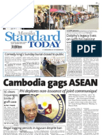 Manila Standard Today -- July 14, 2012 Issue