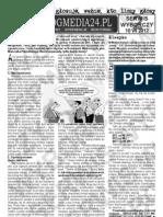 Blogmedia24.Pl Serwis Wyborczy Nr.2 10.07