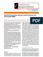 Functional Interactions Between Steroid Hormones and BDNF 2010 IMPORTANT