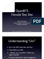 OpenBTS Nevada Test Site