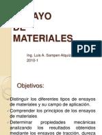 CAP 2 Ensayo de Materiales