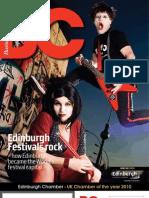 Edinburgh Festival Rock