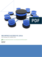 MS Office Access