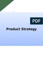 Product Strategy-Chong Pui Yee