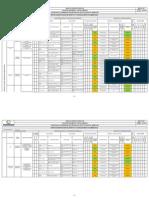 Matriz AIA Control y Evaluacion