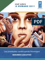 Las Juventudes Construyendo Nicaragua