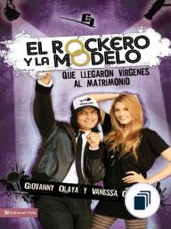 El rockero y la modelo