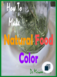 How to Make Natural Food Color