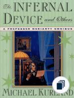Professor Moriarty Novels