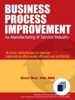 Business Process Management and Continuous Improvement Executive Guide series