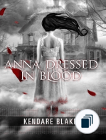 Anna Dressed in Blood Series