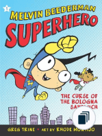 Melvin Beederman, Superhero