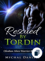 Olodian Alien Warrior Romance