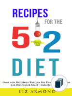 The 5:2 Fast Diet Recipes