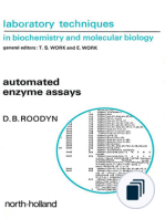 Laboratory Techniques in Biochemistry and Molecular Biology