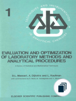 Techniques and Instrumentation in Analytical Chemistry