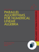 Advances in Parallel Computing