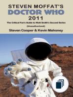 Steven Moffat's Doctor Who